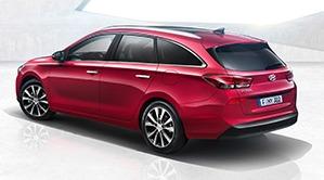 Hier is ie dan : De nieuwe Hyundai I30 Wagon