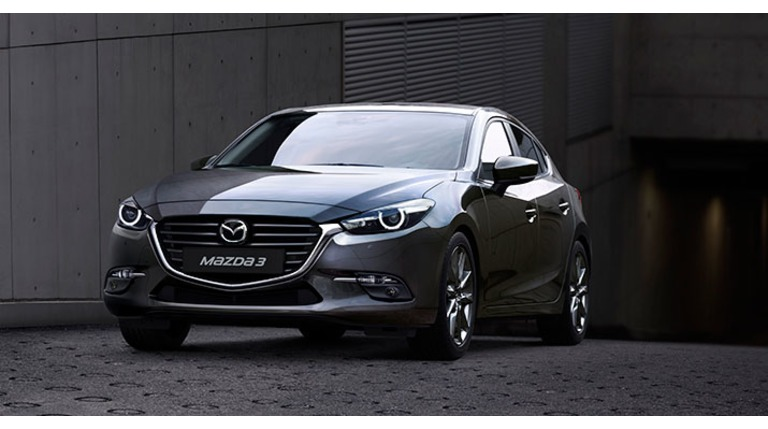 Mazda 3 nu vanaf €21.880,-